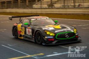 Test- & Einstellfahrten VLN 2017 - Haribo Racing Mercedes AMG GT3