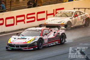 Test- & Einstellfahrten VLN 2017 - Wochenspiegel Ferrari
