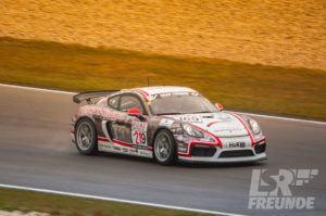 Test- & Einstellfahrten VLN 2017 - Wochenspiegel Porsche Cayman GT4