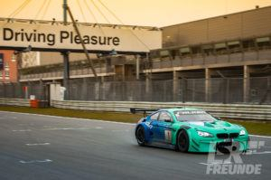 Test- & Einstellfahrten VLN 2017 - FALKEN Motorsports BMW M6 GT3
