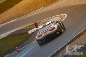Test- & Einstellfahrten VLN 2017 - ROWE Racing BMW M6 GT3