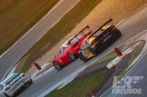 Test- & Einstellfahrten VLN 2017 - Racing One Ferrari & Dörr Motorsport Lamborghini