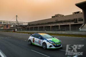 Test- & Einstellfahrten VLN 2017 - WS-Racing Astra J Cup