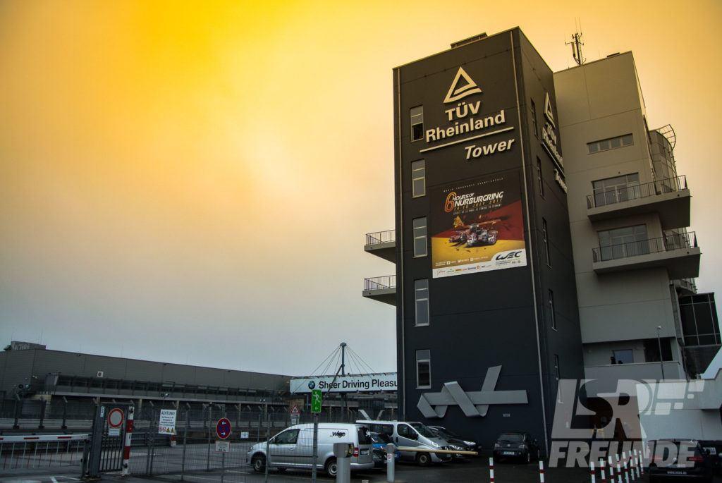 Test- & Einstellfahrten VLN 2017 - Nürburgring