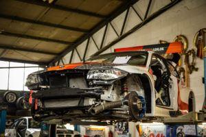 Lars Zanders BMW 1er V8