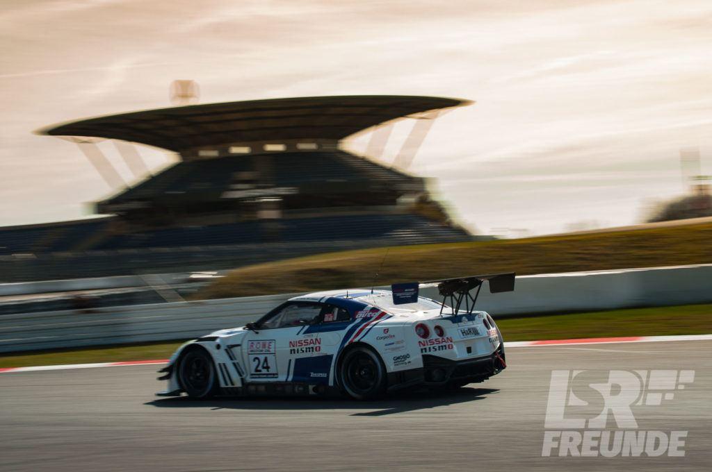 Zakspeed Nissan GT-R Nismo GT3 - 63. Westfalenfahrt Nürburgring