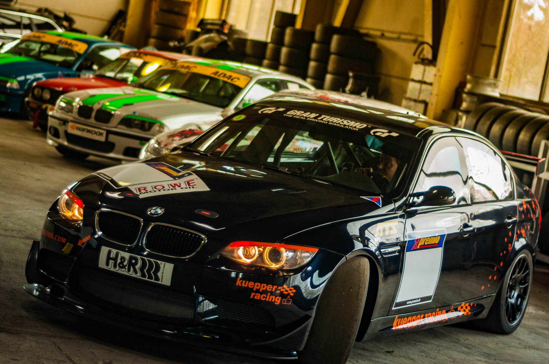 "Kuepperracing BMW M3 E90 V8 ""Olaf"""