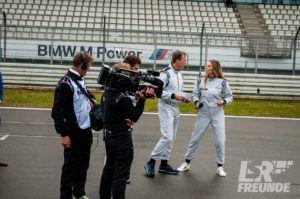 Dirk Adorf und Eve Scheree für RTL Nitro