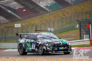 "Ford Mustang GT4 ""Monta Plast"""