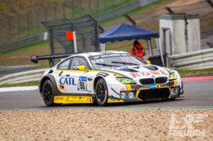 BMW M6 GT3 ROWE Racing
