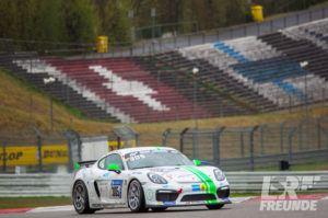 Porsche Cayman GT4 EPS-Rennsport