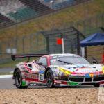rinaldi Racing Wochenspiegel Ferrari beim N24h Qualifikationsrennen