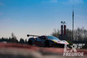 Wochenspiegel Team rinaldi racing Ferrari VLN 2