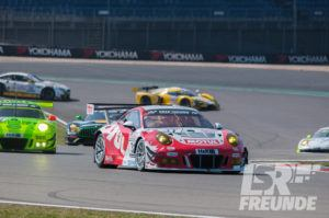 Frikadelli Racing Motul Porsche 911 GT3 - 42. DMV 4h-Rennen