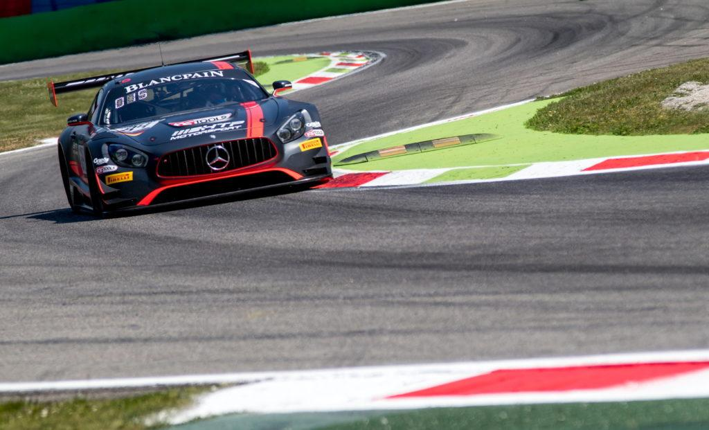 HTP, Motorsport, GT3, Monza, Endurance, Blancpain