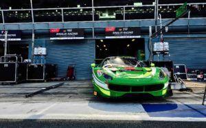 Rinaldi Racing Ferrari in Monza - Blancpain GT Series Endurance Cup