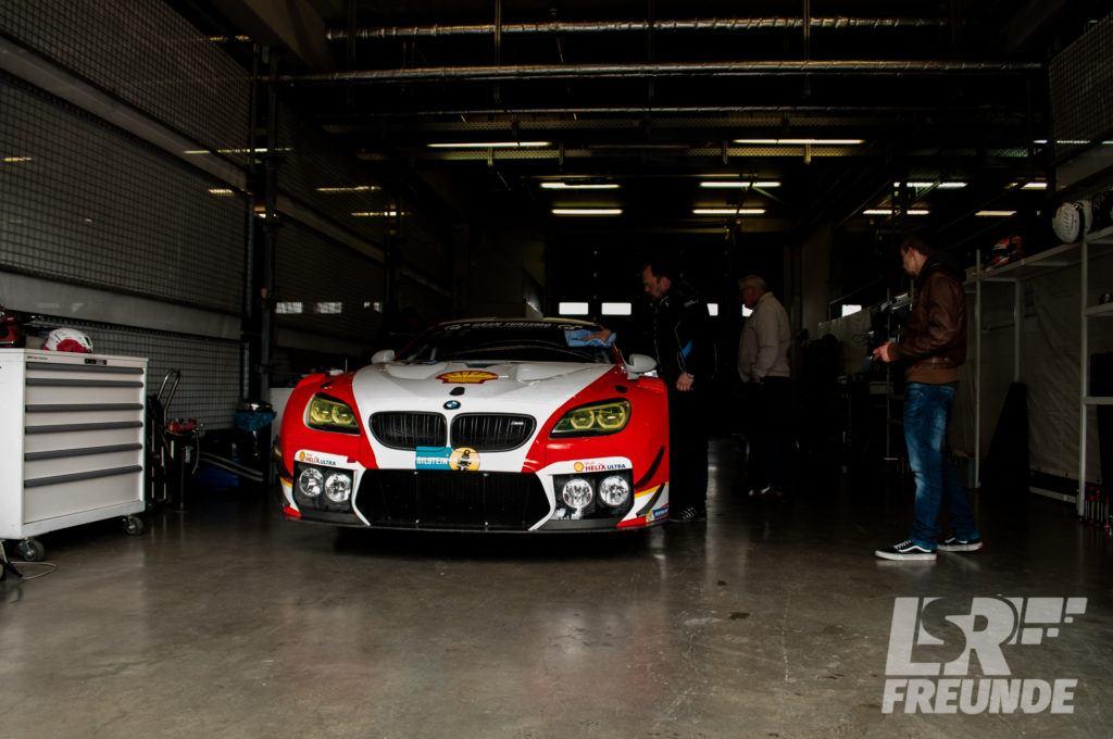 Schnitzer Motorsport BMW M6 GT3 - N24h Qualifikationsrennen 2017