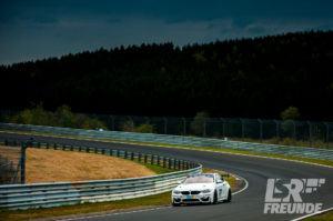 BMW M4 GT4 - N24h Qualifikationsrennen 2017