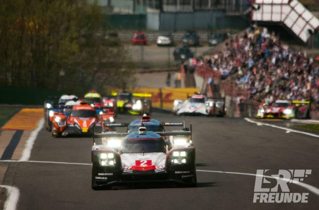 WEC in Spa 2017 - kommt Peugeot zurück?