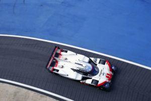 Porsche Motorsport - Zuversicht vor der Le-Mans-Generalprobe in Spa