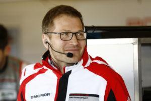 Andreas Seidl - Porsche Motorsport