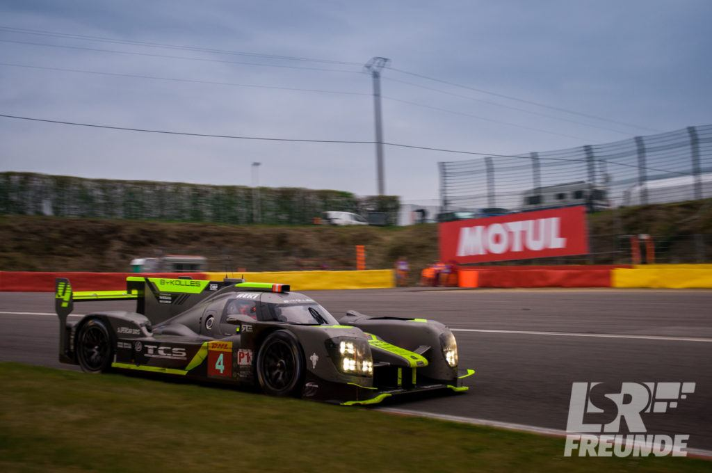 ByKolles 2017 WEC Spa Francorchamps