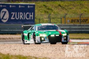 Land Motorsport, Audi R8 LMS, 24h-Rennen Nürburgring 2017