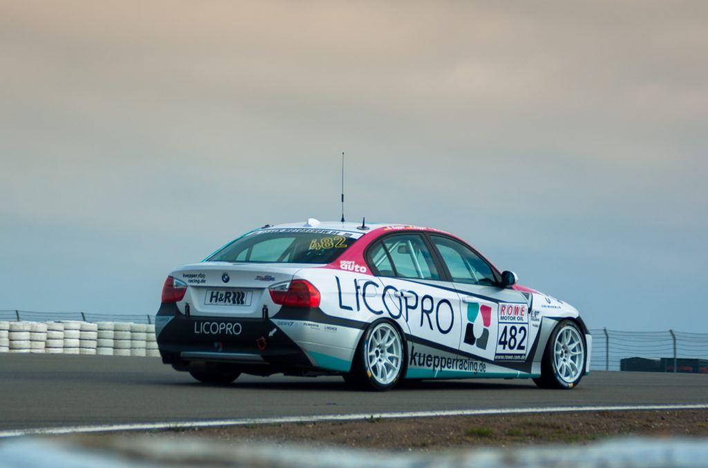 "Kuepperracing ""Licopro"" BMW E90 ""Heidi"" VLN 2"