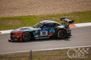 """BMW Z4 GT3 """"Walkenhorst Motorsport"""", ADAC Zurich 24h Rennen Nürburgring"""
