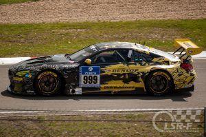 """BMW M6 GT3 """"Walkenhorst Motorsport powered by Dunlop"""", ADAC Zurich 24h Rennen Nürburgring"""