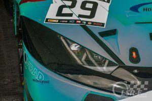 Lamborghini Huracan GT3, ADAC Zurich 24h Rennen Nürburgring