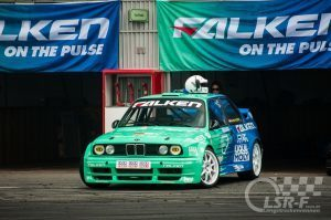 """BMW E30 M3 """"Falken Driftshow"""", ADAC Zurich 24h Rennen Nürburgring"""