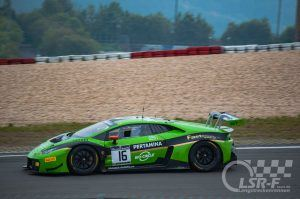 GRT - Grasser Racing Team beid er Blancpain GT Series am Nürburgring 2015