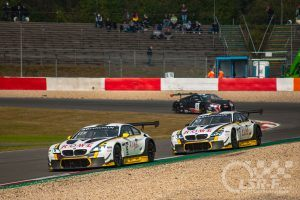 ROWE Racing BMW M6 GT3 - Blancpain GT Series