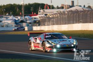 Rinaldi Racing / Wochenspiegel Team Monschau Ferrari 488 GT3, 24h Rennen 2017 Nürburgring